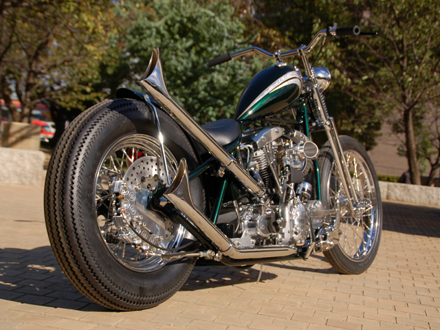 Harley Davidson Shovelhead By Motorcycles Force Hell Kustom