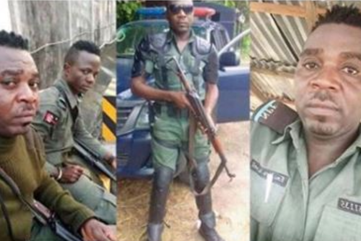 #EndSARS: Nigerian Soldier Goes Viral After Threatening to Kill Protesters (Photo) #Arewapublisize