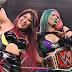 Cobertura: WWE NXT The Great American Bash (Noite 1) - Io Shirai and Asuka stand tall