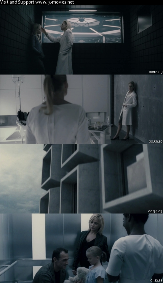 Chrysalis 2007 Hindi Dubbed 720p BluRay