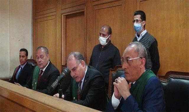 أولي جلسات محاكمة متحرش المعادي