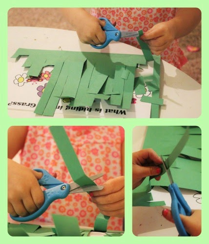 preschool scissor skills idea