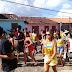 GANDU:BAIXA ADESÃO AO TRADICIONAL ARRASTÃO DO SABIÁ, FRUSTA COMERCIANTES E AMBULANTES DA CIDADE!