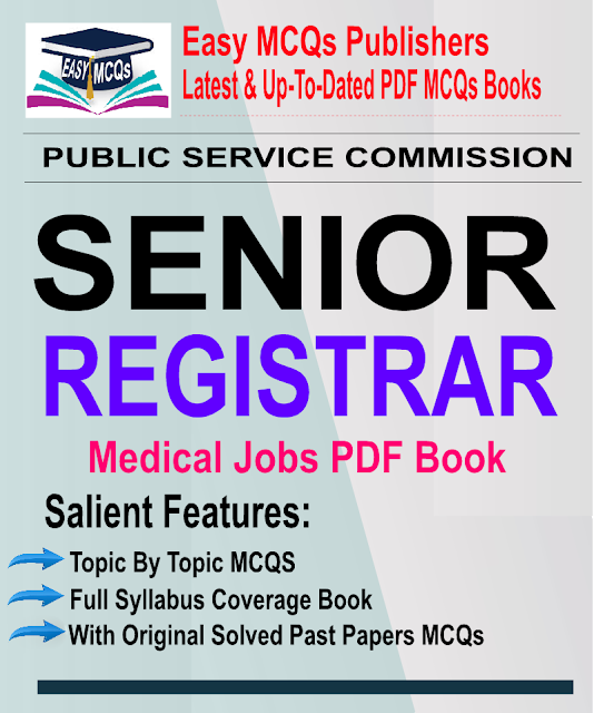 Objective Type MCQs In PDF For Medical Job Tests Public Service Commission