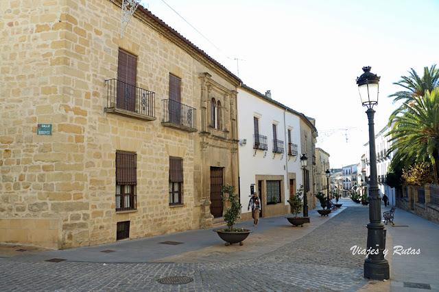 Casa de los Cabrera, Baeza