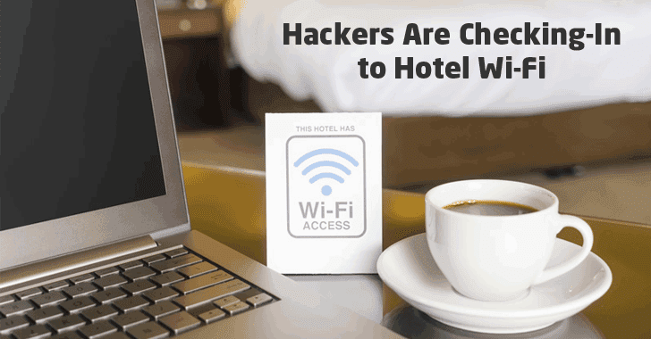 Cyberspies Are Using Leaked NSA Hacking Tools to Spy On Hotels Guests