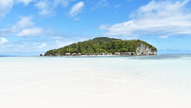 Isla de Kri, Raja Ampat
