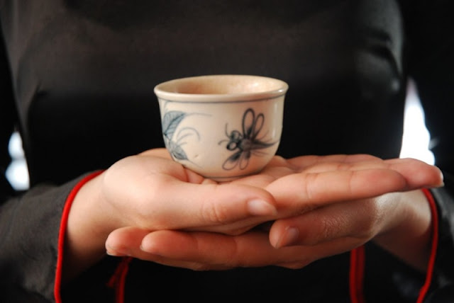 Tea harvest season in Yen Bai 7