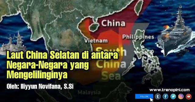 Situasi Laut China Selatan (LCS) hingga kini kian memanas. China dengan tegas ingin berkuasa di LCS, sedangkan Amerika Serikat yang didukung Jepang dan Australia akan mati-matian untuk mencegah penguasaan secara sepihak itu.