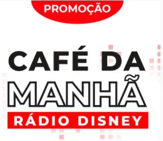 Cadastrar Promoção Café da Manhã Rádio Disney