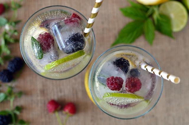 Gyümölcsös jégkocka ????