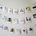 DIY Photo Garland ala Instagramers