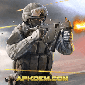 Download Bullet Force MOD APK + OBB Unlimited Money and Gold