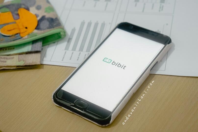 pengalaman investasi di aplikasi bibit