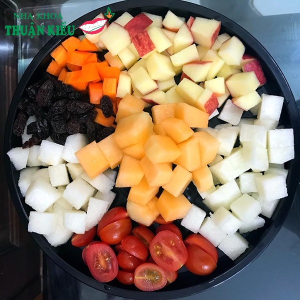 Salad hoa quả tươi