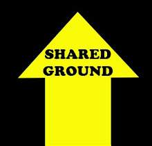 SHARED GROUND blogsite
