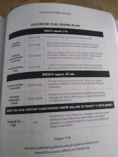 Page from the book traffic secrets
