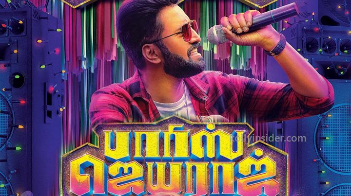 Santhanam's next with A1 director titled 'Parris Jeyaraj'