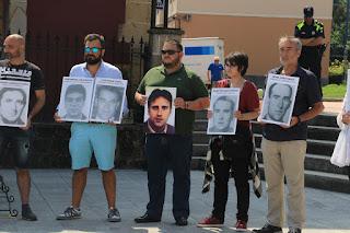 Acto institucional de recuerdo a Miguel Ángel Blanco