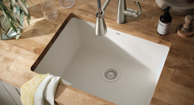 Moen kitchen sink