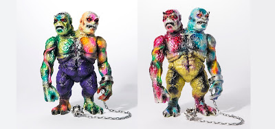 Galligantus Vinyl Figure by BLObPUS x Justin Ishmael x Famous Monsters of Filmland