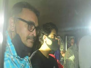 shahrukh-son-arrested