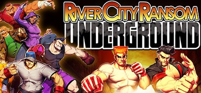River City Ransom Underground PC Full [MEGA]