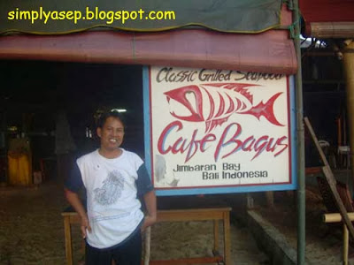 This is definitely not HOAX, this is a picture of me on the Dinner. Hiehiehiehiee. Photo of Asep Haryono