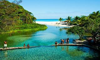 """Barahona se posiciona como el primer destino turístico del Sur. """"El Internacional"""""""