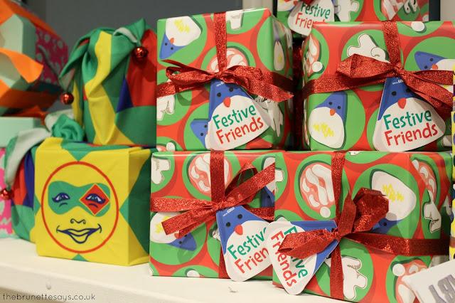 Lush, Christmas, gifts