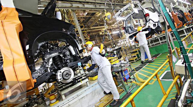 Toyota tetap mempertahankan mahkota sebagai pabrikan dengan total produksi terbanyak di dunia