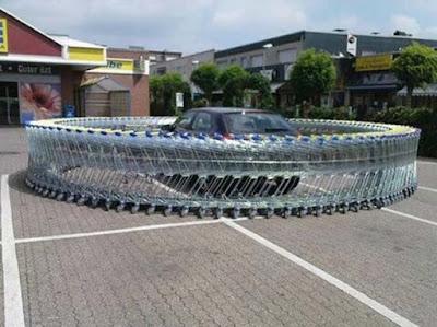Όταν παρκάρεις όπου να 'ναι, υπάρχουν και συνέπειες