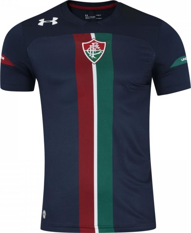 Under Armour lança a terceira camisa do Fluminense - Show de Camisas e0f5587a2a4e5