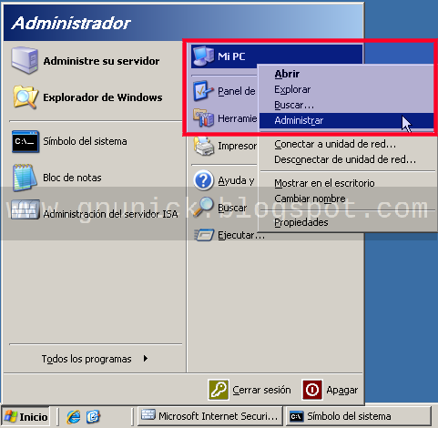 Setting proxy server ubuntu