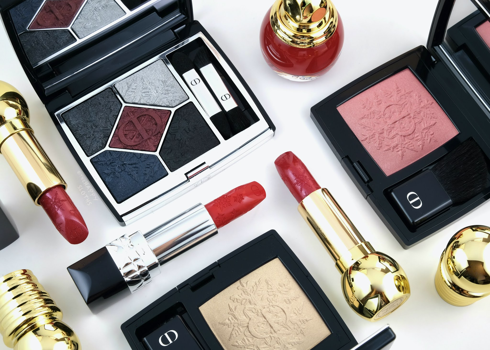Dior | Holiday 2020 Golden Nights Collection: Review and Swatches
