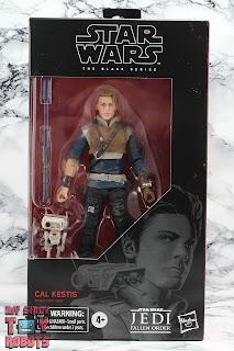 Star Wars Black Series Cal Kestis Box 01