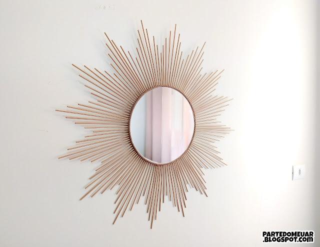 diy espelho sunburst