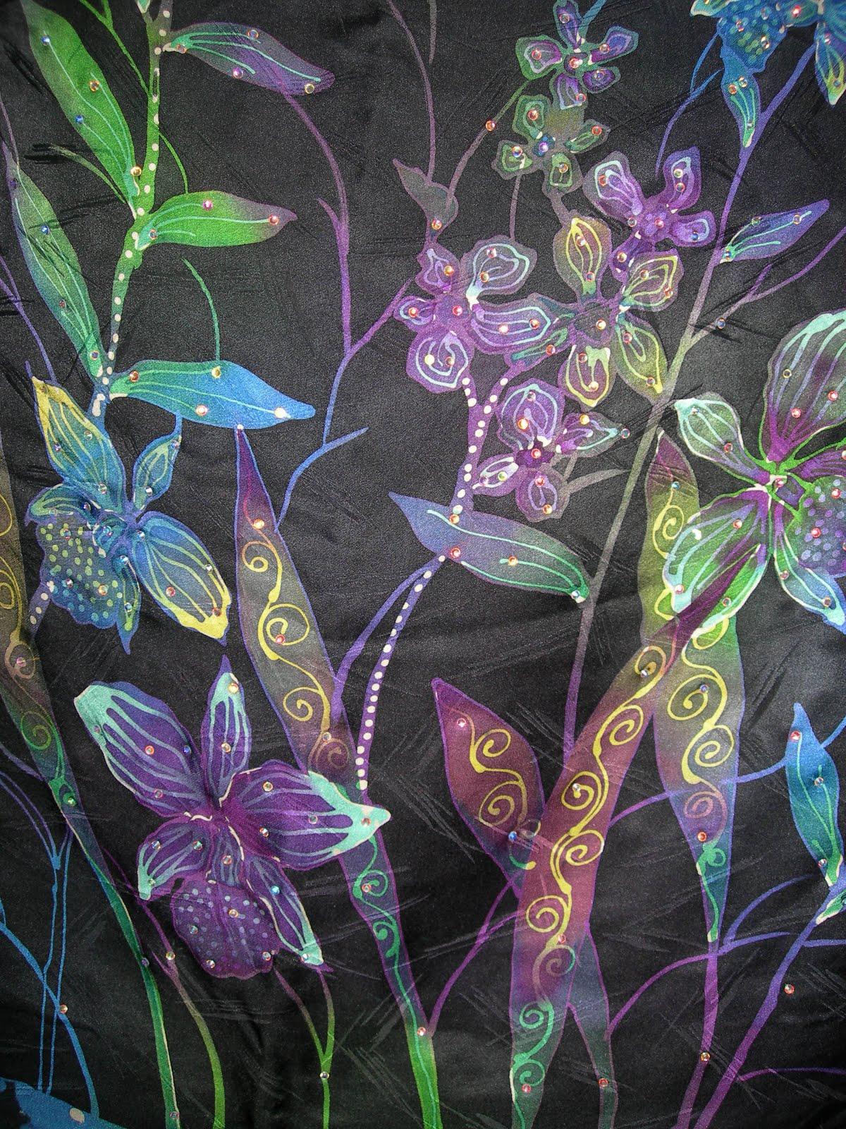 Wonderful Shop: Batik Sutera Jaquard ada Berlian harga