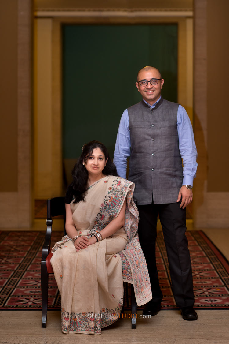 Indian Professional Family Portrait Photography - Sudeep Studio.com