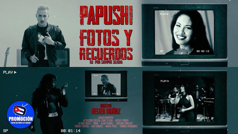 Papushi - Fotos y Recuerdos (Tributo a Selena) - Videoclip - Director: Helier Muñoz. Portal Del Vídeo Clip Cubano. Música cubana. Pop. Cuba.