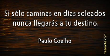Frases de destino - Paulo Coelho