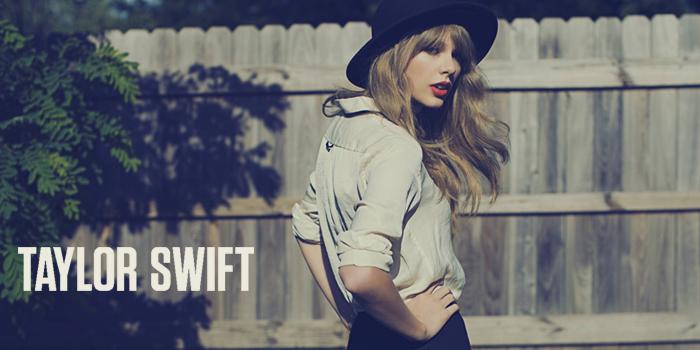 Taylor Swift(テイラースウィフト)の有名ヒット曲や人気曲のおすすめを紹介