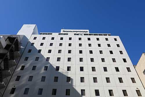 Chiyoda Hotel Fushimi Nagoya Aichi.