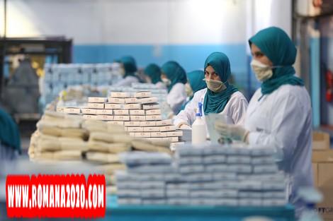 أخبار المغرب ينتج 160 مليون كمامة .. وعشرات الشركات تستعد للتصدير