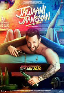 Jawaani Jaaneman (2020) Hindi Full Movie Download 300MB PreDVDRip