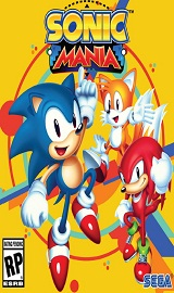 Sonic Mania pc cover 2017 - Sonic Mania Update.v1.06.0503 incl DLC-PLAZA