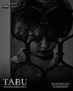 Sinopsis dan review film horror Tabu 2019
