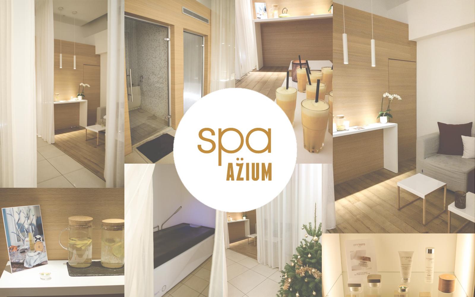 Spa Azium Lyon Confluence
