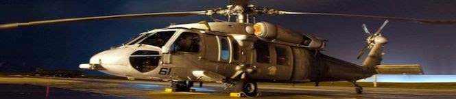 Navy Team Reaches U.S. For Training On MH-60R Helicopters