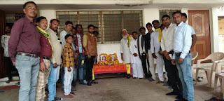 जयपाल मुंडा एवं सावित्री बाई फुले की जयंती (जयस) कार्यकर्ताओं के द्वारा मनाई गई